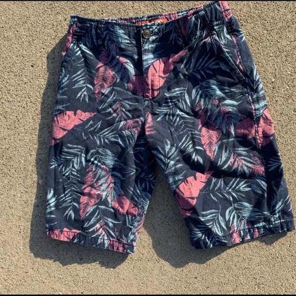 Arizona Jean Company Other - Arizona Floral Print Shorts Size 18